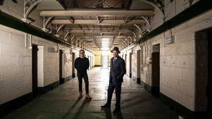 Pentridge Prison changes its stripes as National Trust takes on tourism project