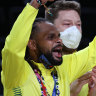 'This ain't it': Patty Mills, a line in the sand and the Boomers revival
