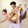 How a trip to Bunnings got ballet stars through 'devastating' lockdown