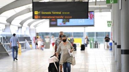 Brisbane Airport traffic halves due to COVID-19