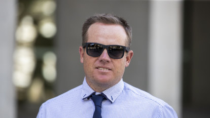 Brisbane harness driver denies fixing race