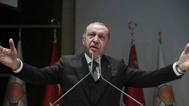 Saudis planned Jamal Khashoggi's murder, says Turkish president
