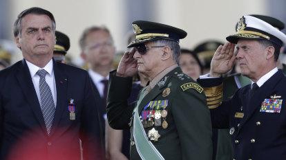 'Strength and honour': Bolsonaro government celebrates military coup anniversary