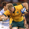Tri Nations 2020 as it happened: Wallabies, Argentina can't be split in tense draw