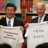 'Coercive and unfair': Biden raises thorny issues in Xi call