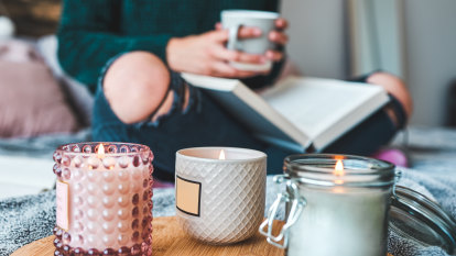 Yes, there is a right (and wrong) way to burn a scented candle