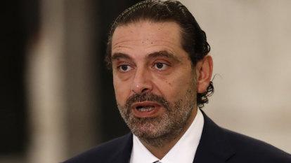 In his comeback as Lebanon's PM, Hariri vows to halt collapse