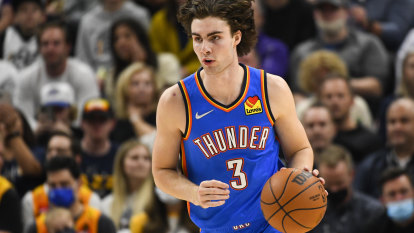 Giddey becomes youngest Australian NBA player, Goorjian throws his support behind Simmons