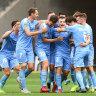 City continue triumphant streak with win over Wellington