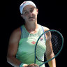 Barty's here to stay at the top, says Dokic