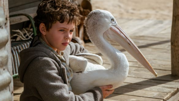 'Storm Boy': will Geoffrey Rush factor rain on family film's parade?