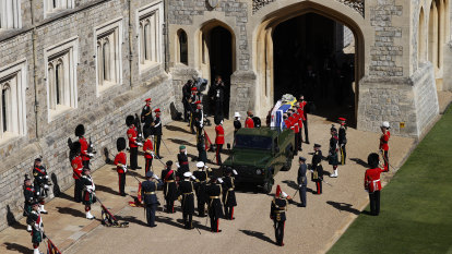 Prince Philip's funeral a reminder of the power of rituals