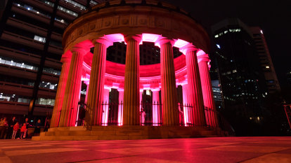 Bronze screens for Brisbane's Anzac Square draw fire over 'cost blowout'