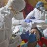 India's coronavirus cases surge past 5 million, outbreak still soaring