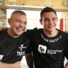'I've got him covered': Why Tim Tszyu is already better than Kostya