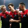 Demons players headline fresh All-Australian squad