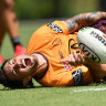 'Rugby league is a cruel game': Bird out for season with ACL injury