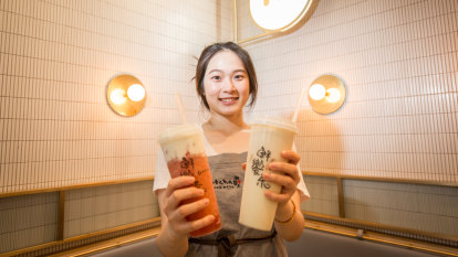 Cheese tea: the improbable new food fad going mainstream