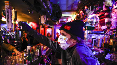 The pandemic has put the global economy on track for its worst recession since WWII, says the World Bank.