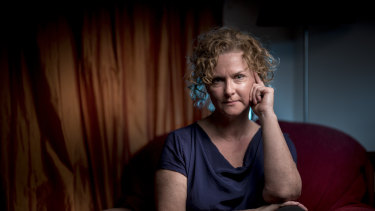 Emma Viskic says the initial part of writing her crime fiction is based entirely on instinct.