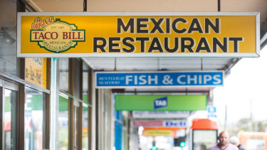Taco Bill is warning Collins will make 'substantial profits' from the operation of Taco Bell stores in Australia.
