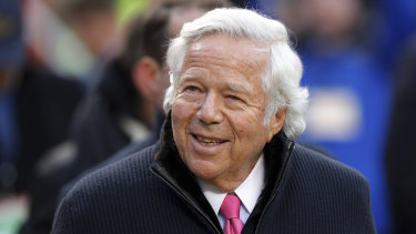 Troubling: Will the NFL take action against Robert Kraft, one of the sport's most influential figures?