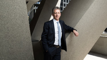 Dexus chief executive Darren Steinberg is shifting focus to sub sectors like healthcare.