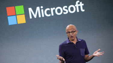 Microsoft CEO Satya Nadella steered the software giant out of its funk after taking charge in 2014.
