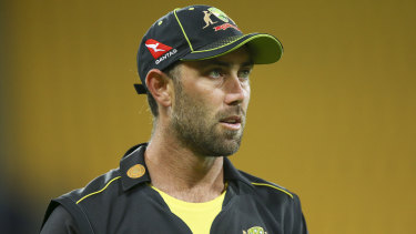 Glenn Maxwell is considering an extraordinary back-up option if the pause on flights out of India to Australia is extended.