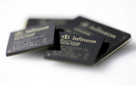 Chipmaker Infineon is ramping up production to address the shortage, but the crisis won't be solved overtime.