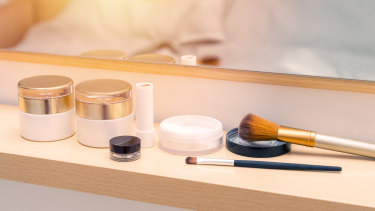 How should you store natural beauty products?