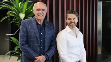 Co-founders Paul Little and Rohan Workman expect Skalata Ventures to become regionally dominant.