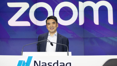 Zoom CEO Eric Yuan says non-Chinese video calls were routed through China in error.