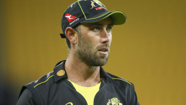 Glenn Maxwell is keen to add to his tally of Test appearances.