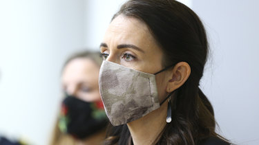 "Prime Minister Jacinda Ardern says she is ""angry"" that incorrect advice was issued advising mass testing in Auckland."