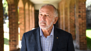 Peter Norden found the aged care system difficult to navigate.