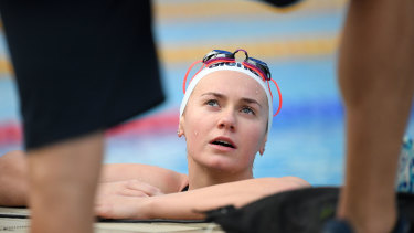 Stars like world champion swimmer Ariarne Titmus will have every opportunity to train and prepare in the relative normality of Australian life.