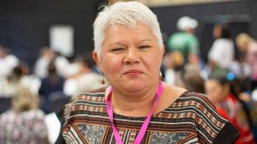 District co-ordinator for Aboriginal mental health in western NSW, Donna Stanley.