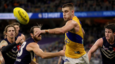 The Dockers and Eagles will play their first game back in Perth against one another in front of 60,000 fans.