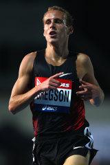 'It burns inside me': Despite the upheaval, Australian runner Ryan Gregson won't be a victim of the coronavirus pandemic.