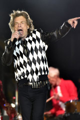 Rolling Stones frontman Mick Jagger was 73 when his youngest son was born in 2016.