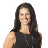 White Ribbon Australia chief executive officer Melissa Perry.