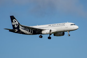 An Air New Zealand flight scheduled to leave from Perth on Friday evening will no longer take off.