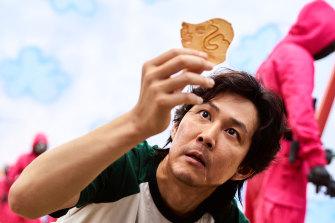 Star Lee Jung-jae as Seong Gi-hun, Squid Game's No. 456.