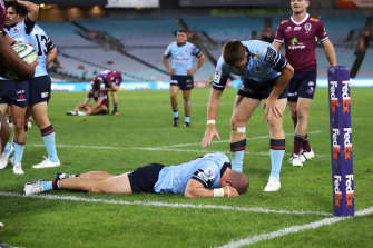 The Waratahs have lost all five matches of their Super Rugby AU campaign.