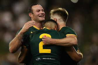 Could Boyd Cordner lead the Kangaroos against the All Blacks in December?