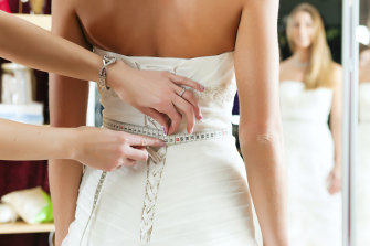 Weddings can cost in the tens of thousands.