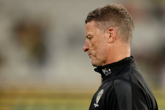 Dynasty over? Damien Hardwick says people are entitled to their opinion.