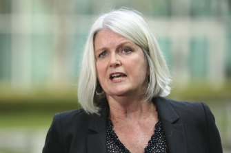 ACOSS CEO Dr Cassandra Goldie says the proposal would ensure payments were fast-tracked to people who needed them.