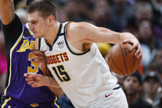 Serbian centre Nikola Jokic reportedly tested positive for COVID-19 last week.